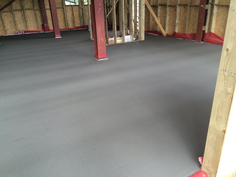Par Sands ground floor concrete 2