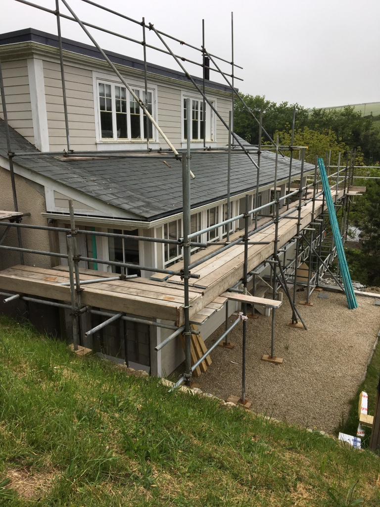 Extension Renovation Spearpoint Portloe